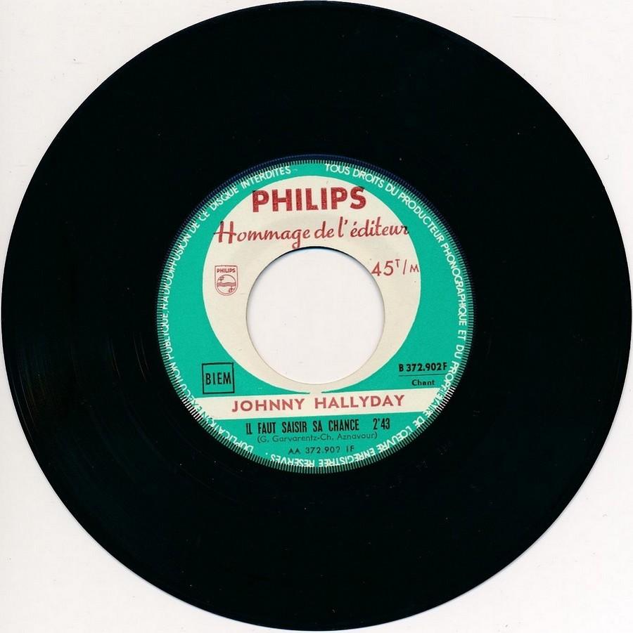 45 TOURS SP PHILIPS ( JUKEBOX )( 1961 - 1969 ) 1961_102