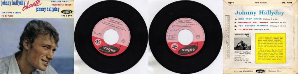 Disques rares et recherchés pour collectionneurs. 1961_111