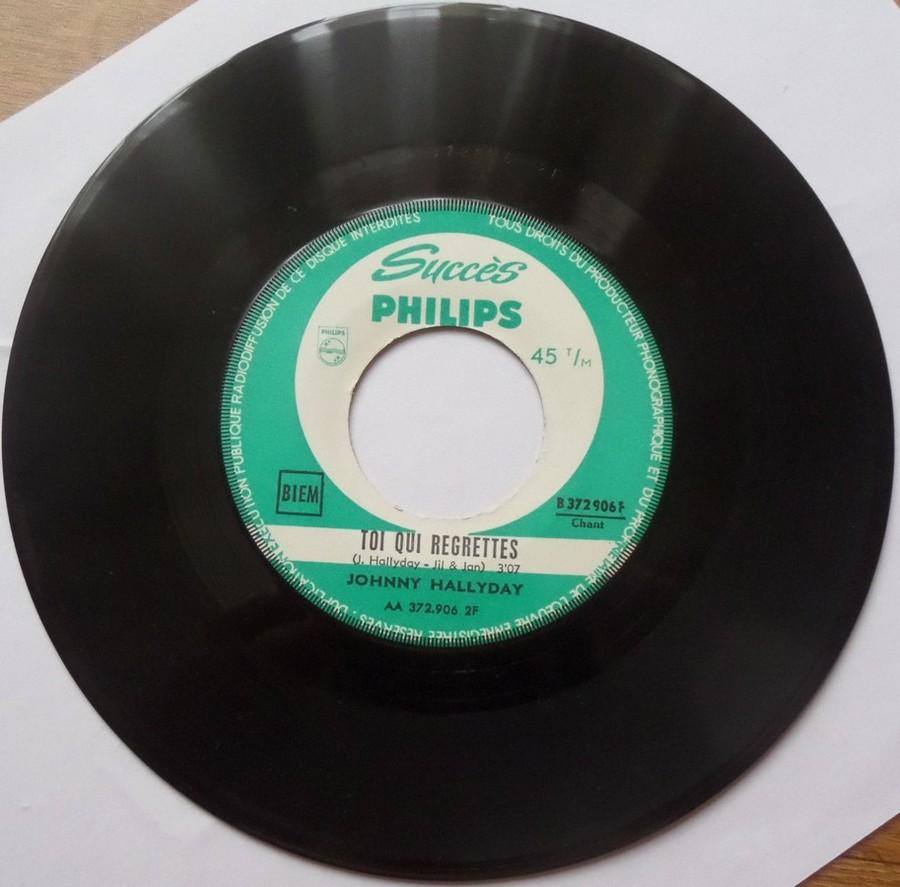 45 TOURS SP PHILIPS ( JUKEBOX )( 1961 - 1969 ) 1961_113