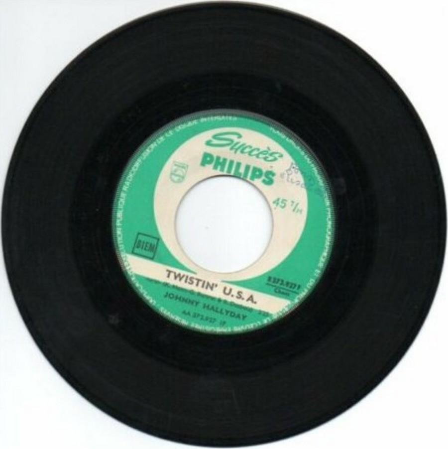45 TOURS SP PHILIPS ( JUKEBOX )( 1961 - 1969 ) 1961_128