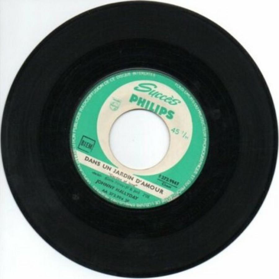 45 TOURS SP PHILIPS ( JUKEBOX )( 1961 - 1969 ) 1961_129