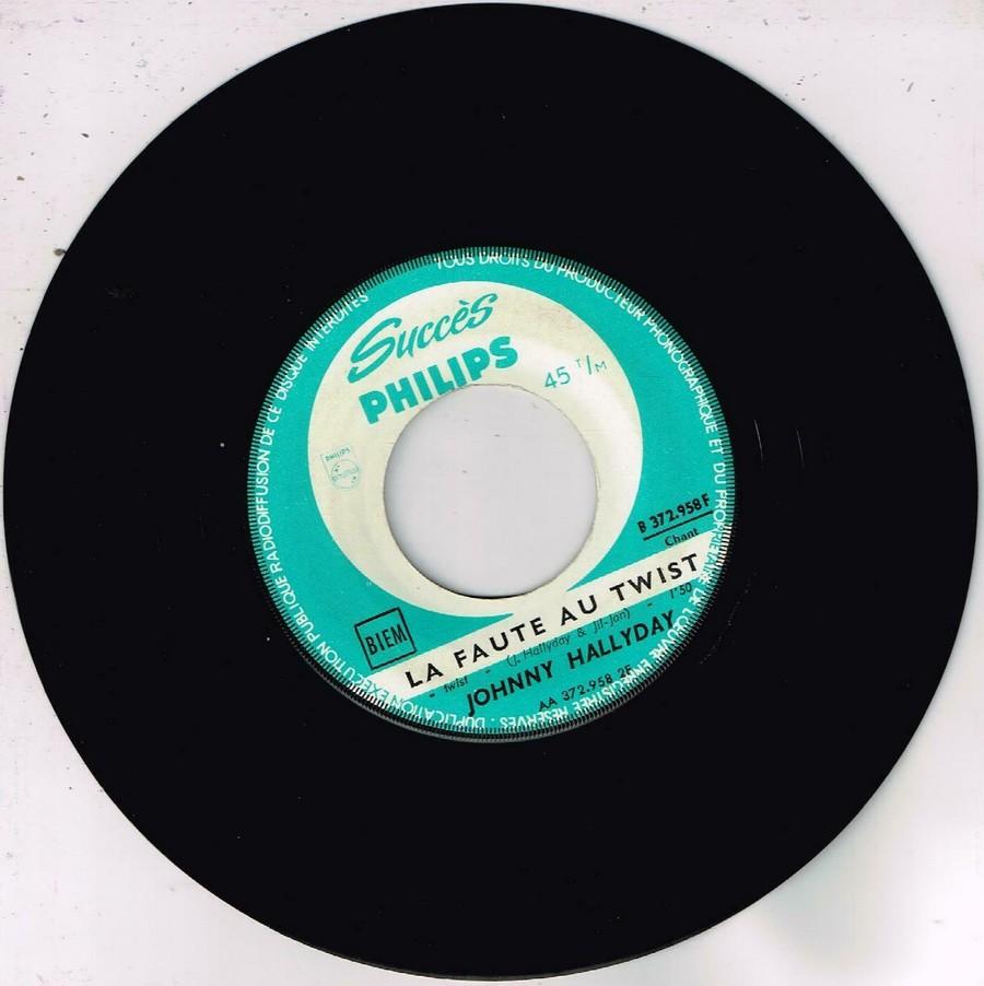 45 TOURS SP PHILIPS ( JUKEBOX )( 1961 - 1969 ) 1961_138