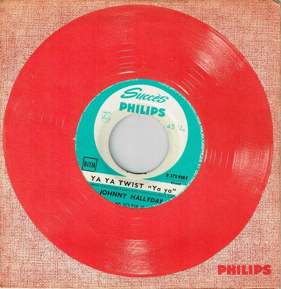 45 TOURS SP PHILIPS ( JUKEBOX )( 1961 - 1969 ) 1961_139