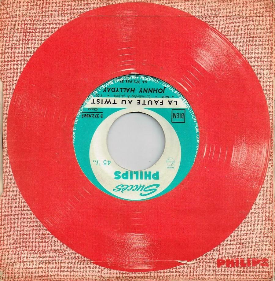 45 TOURS SP PHILIPS ( JUKEBOX )( 1961 - 1969 ) 1961_140