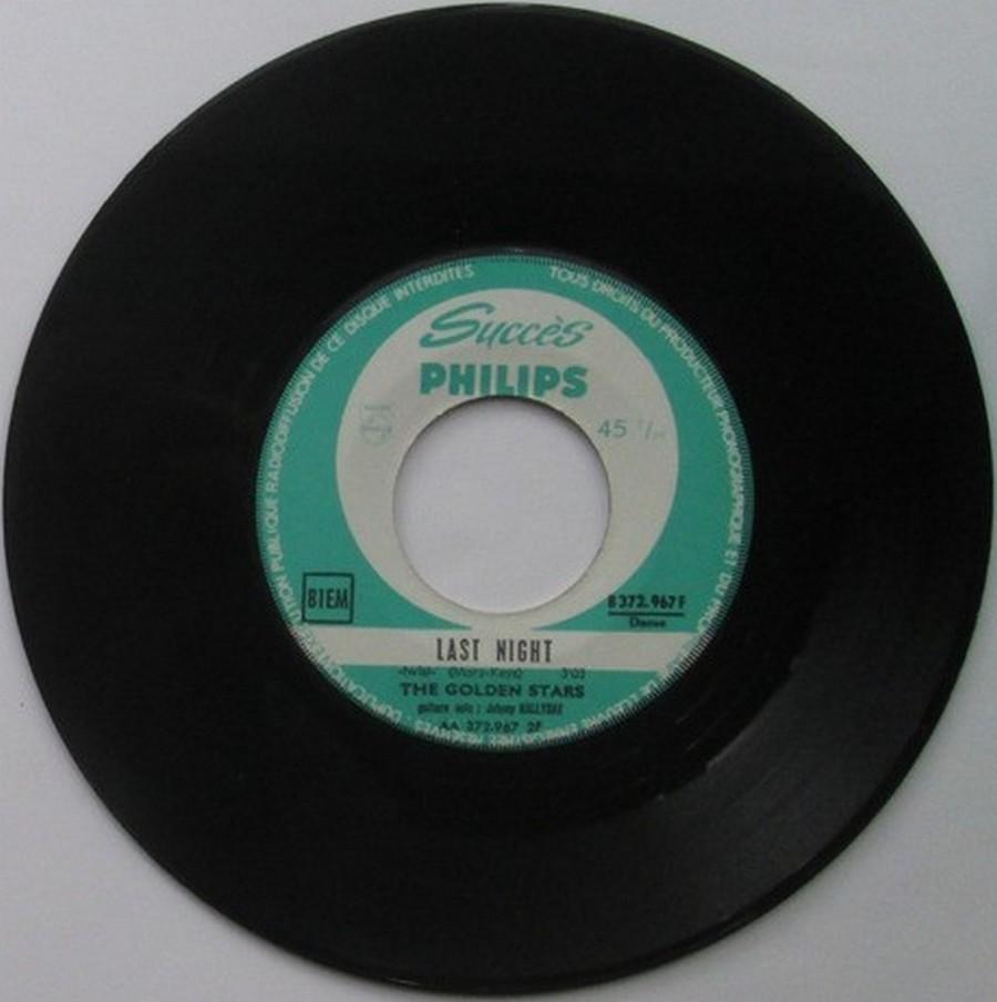 45 TOURS SP PHILIPS ( JUKEBOX )( 1961 - 1969 ) 1961_146
