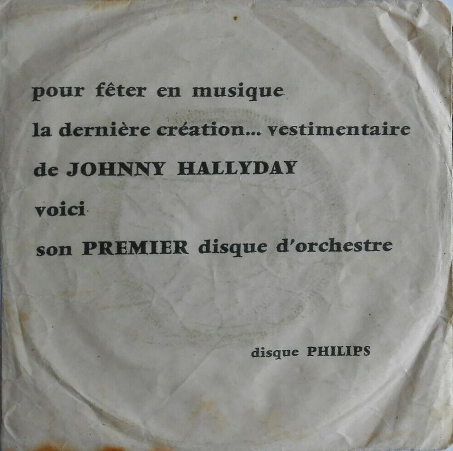 45 TOURS SP PHILIPS ( JUKEBOX )( 1961 - 1969 ) 1961_147