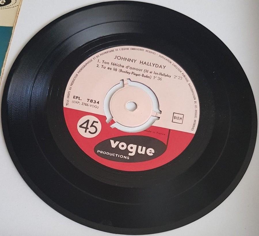 24.000 baisers ( EP 45 TOURS )( TOUTES LES EDITIONS )( 1961 - 2019 ) 1961_226