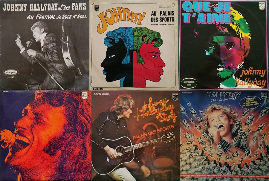 LES CONCERTS DE JOHNNY 'PALAIS DES SPORTS DE PARIS 1982' 1961_501