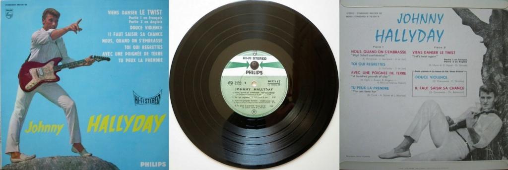 TOUS LES ALBUMS VERSIONS STEREO ( 25cm - 30cm )( Philips 1961 - 1967 ) 1961_503