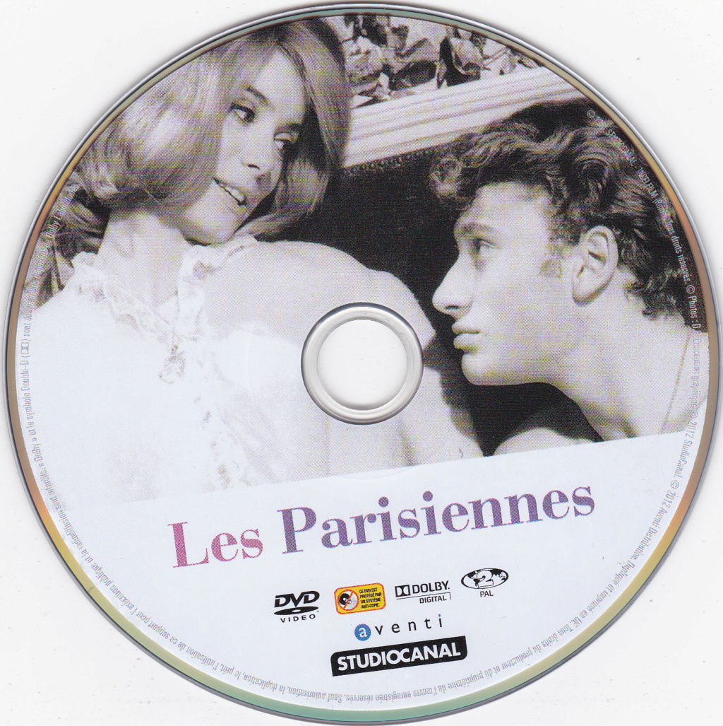 JAQUETTE DVD FILMS ( Jaquette + Sticker ) 1961_l10