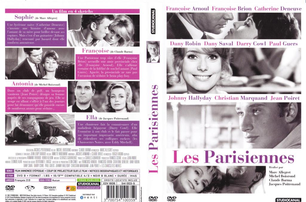 JAQUETTE DVD FILMS ( Jaquette + Sticker ) 1961_l11