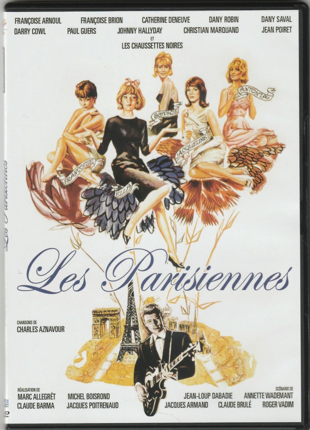 JAQUETTE DVD FILMS ( Jaquette + Sticker ) - Page 2 1961_l15