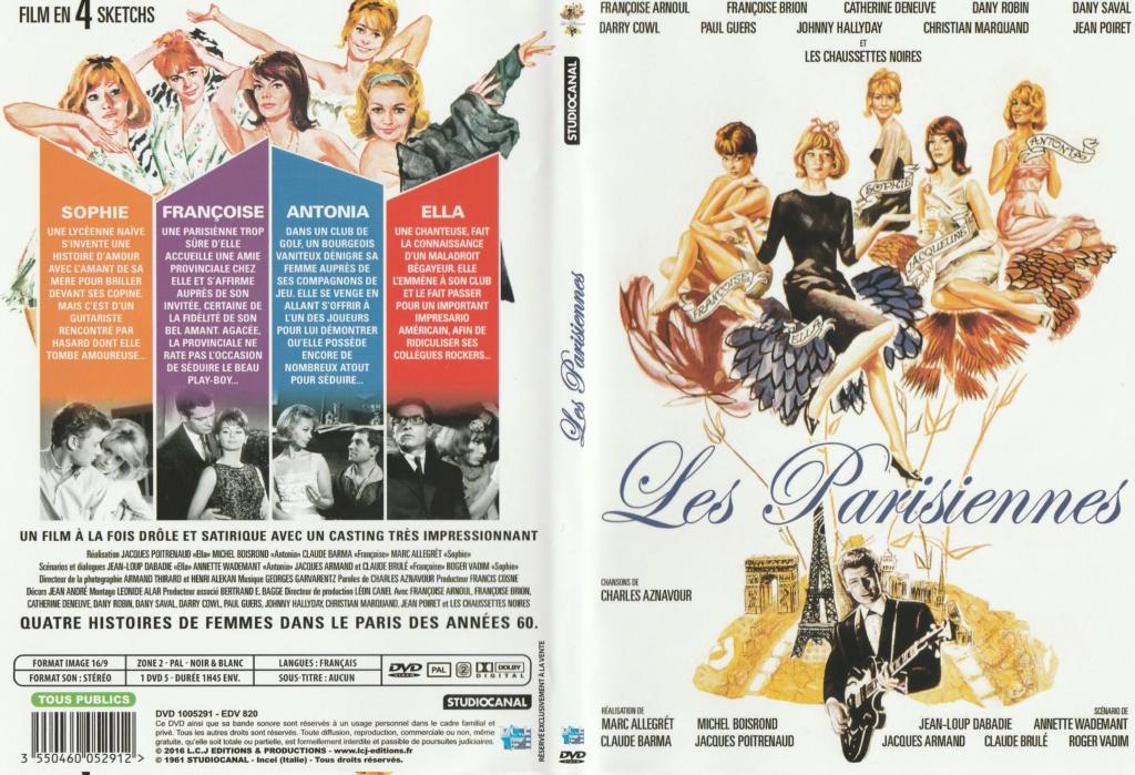 JAQUETTE DVD FILMS ( Jaquette + Sticker ) - Page 2 1961_l16