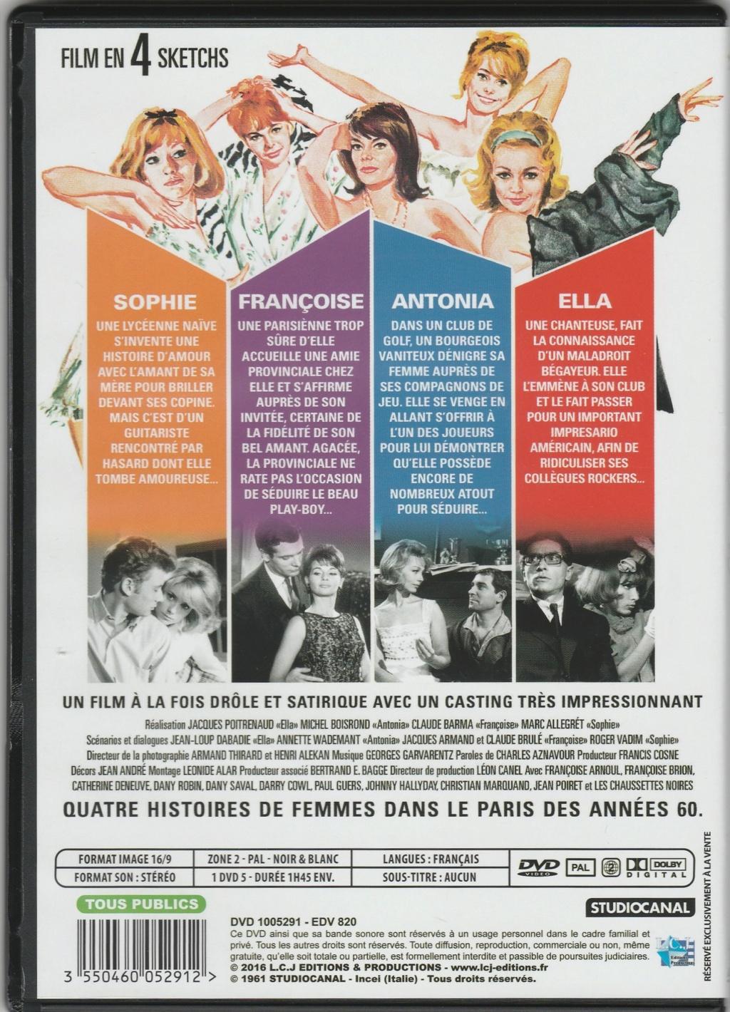 JAQUETTE DVD FILMS ( Jaquette + Sticker ) - Page 2 1961_l17