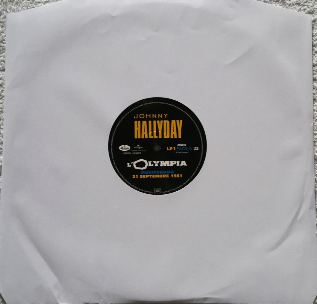 COFFRET OLYMPIA VINYLES ( 7 albums é disques ) 1961_m11
