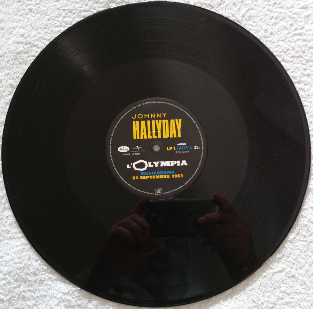 COFFRET OLYMPIA VINYLES ( 7 albums é disques ) 1961_m12