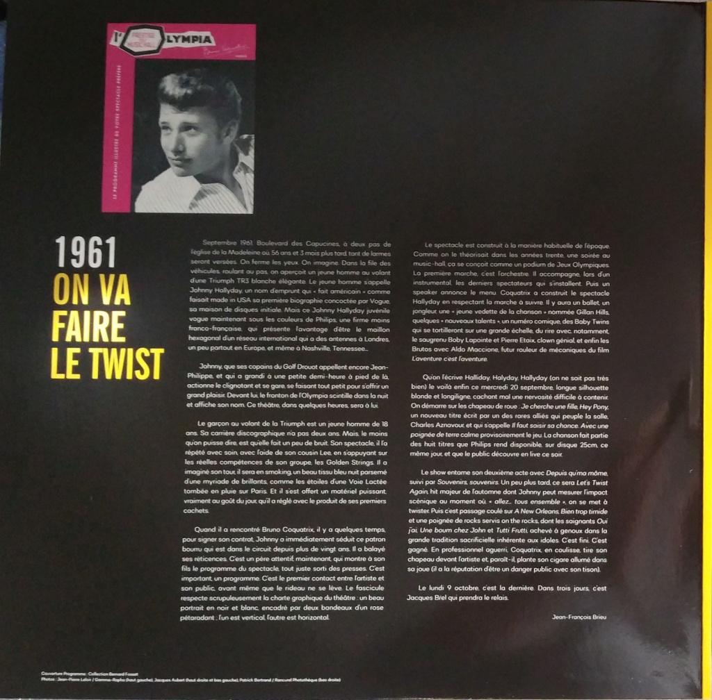 COFFRET OLYMPIA VINYLES ( 7 albums é disques ) 1961_m14