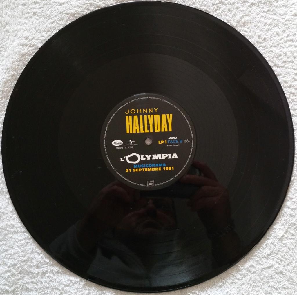 COFFRET OLYMPIA VINYLES ( 7 albums é disques ) 1961_m15