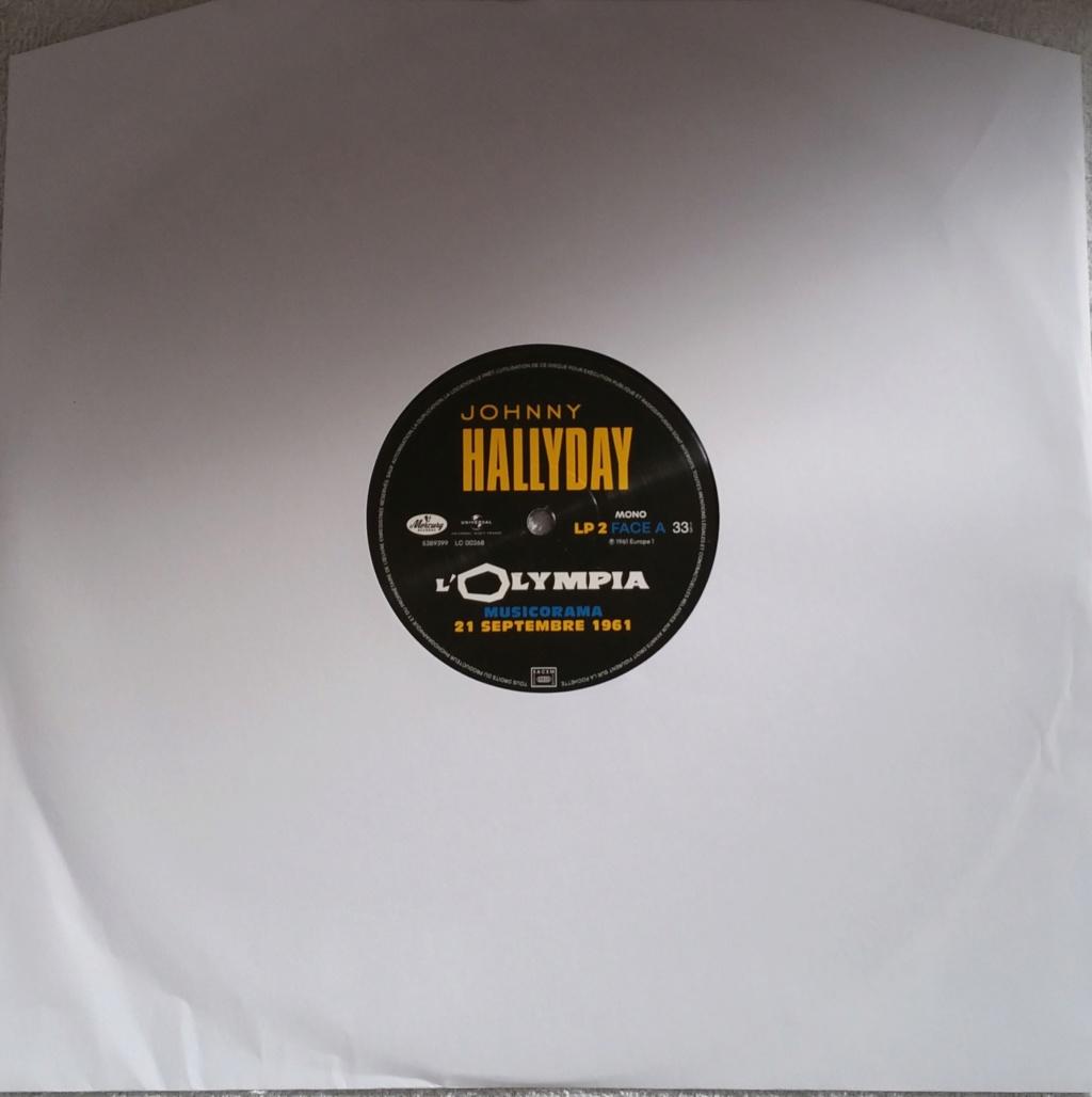 COFFRET OLYMPIA VINYLES ( 7 albums é disques ) 1961_m16