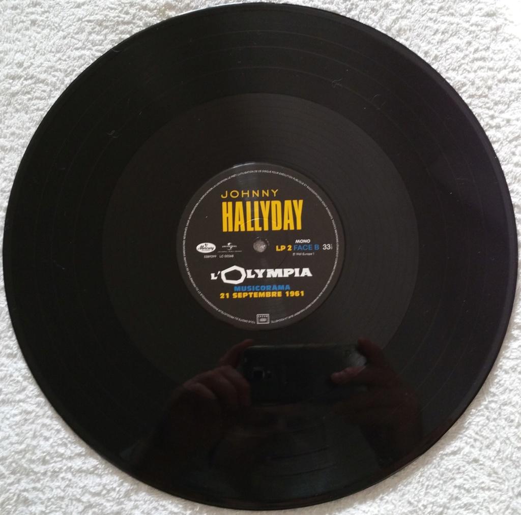COFFRET OLYMPIA VINYLES ( 7 albums é disques ) 1961_m20