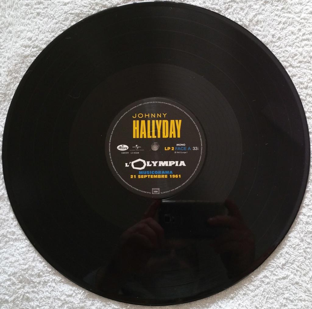 COFFRET OLYMPIA VINYLES ( 7 albums é disques ) 1961_m21