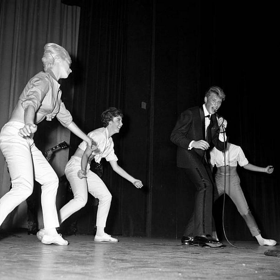 LES CONCERTS DE JOHNNY 'OLYMPIA 1961' 1961_o12