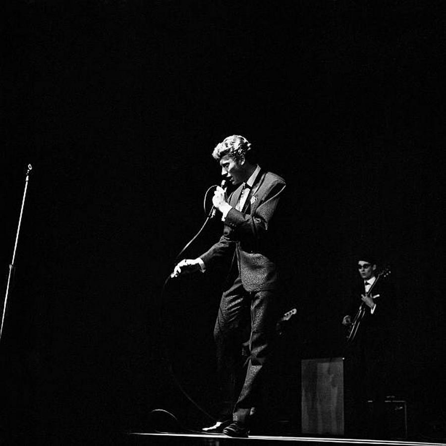 LES CONCERTS DE JOHNNY 'OLYMPIA 1961' 1961_o16