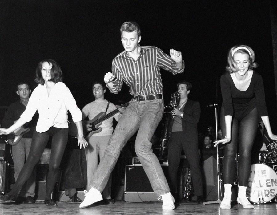 LES CONCERTS DE JOHNNY 'OLYMPIA DE PARIS 1962' 1962-210