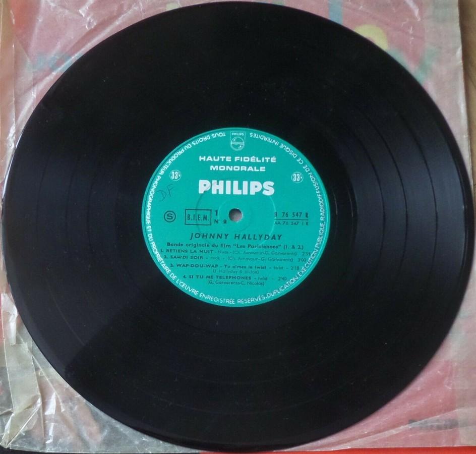 Les 25cm ( Originaux )( Vogue, Philips ) 1962_022