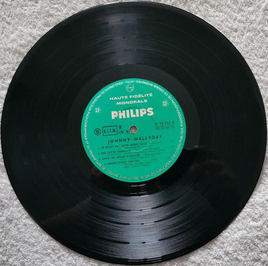 Les 25cm ( Originaux )( Vogue, Philips ) 1962_031