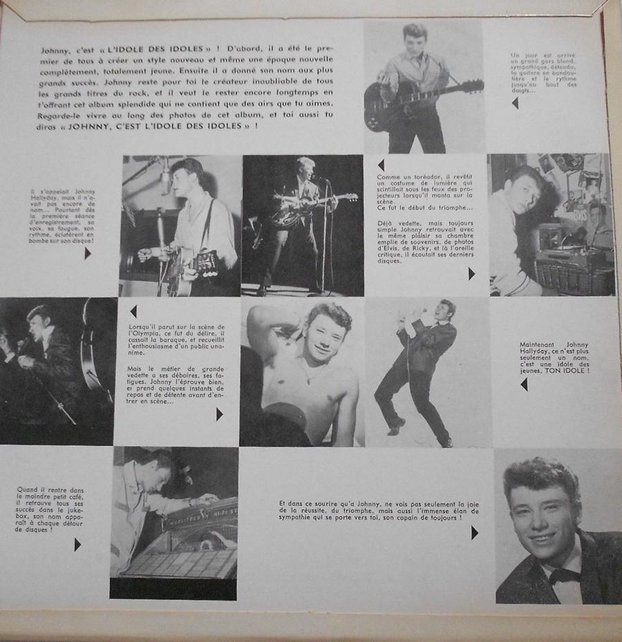 LES PLUS GRANDS SUCCES DE JOHNNY HALLYDAY ( 2 EDITIONS )( 1962-2020 ) 1962_060