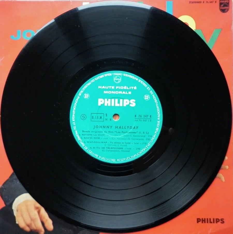 RETIENS LA NUIT ( 25cm )( TOUTE LES EDITIONS )( 1962-2003 ) 1962_067