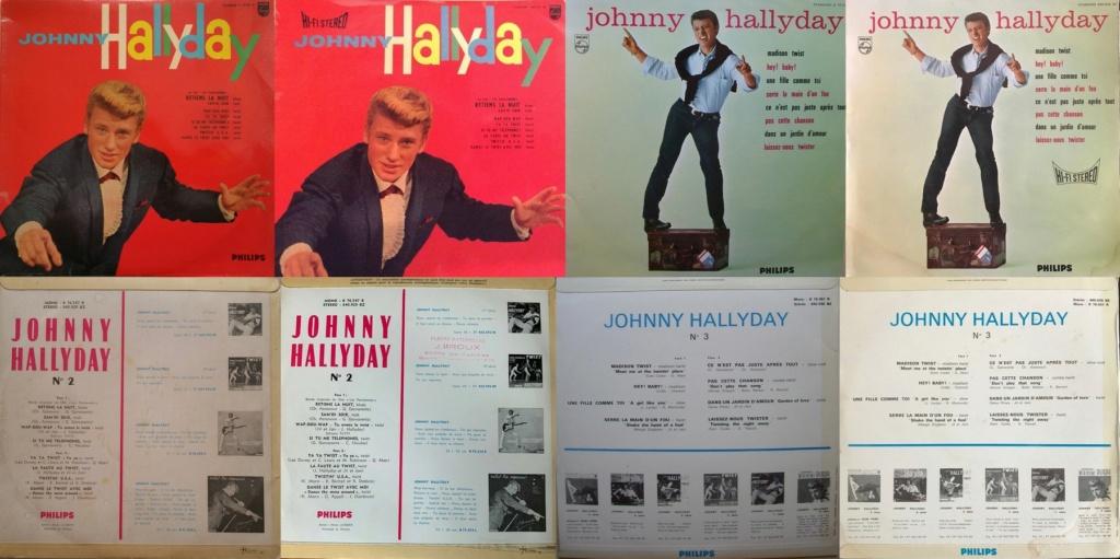 RECAPITULATIF DES ALBUMS 33 TOURS 25CM OFFICIELS ( 1960 - 1964 ) 1962_091
