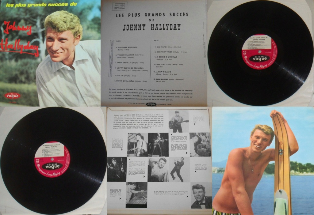 LES 5 ALBUMS LES PLUS RARES ET LES PLUS CHERS ( VOGUE - PHILIPS ) 1962_094