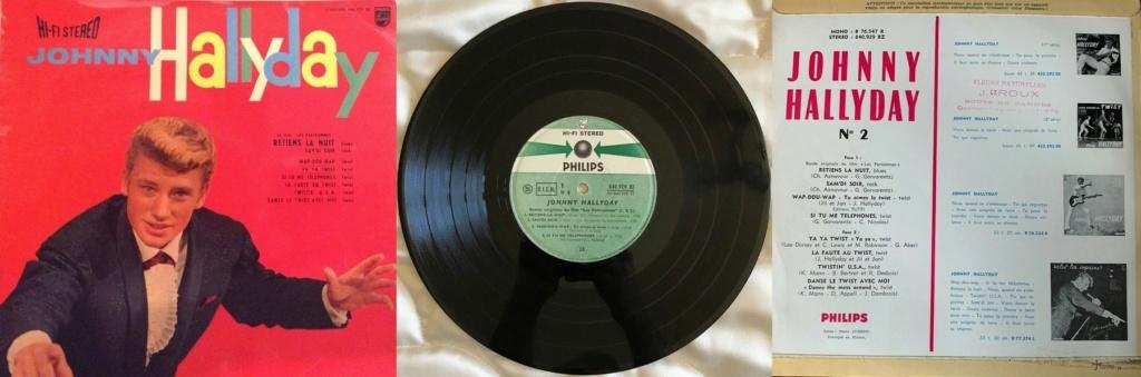 TOUS LES ALBUMS VERSIONS STEREO ( 25cm - 30cm )( Philips 1961 - 1967 ) 1962_095