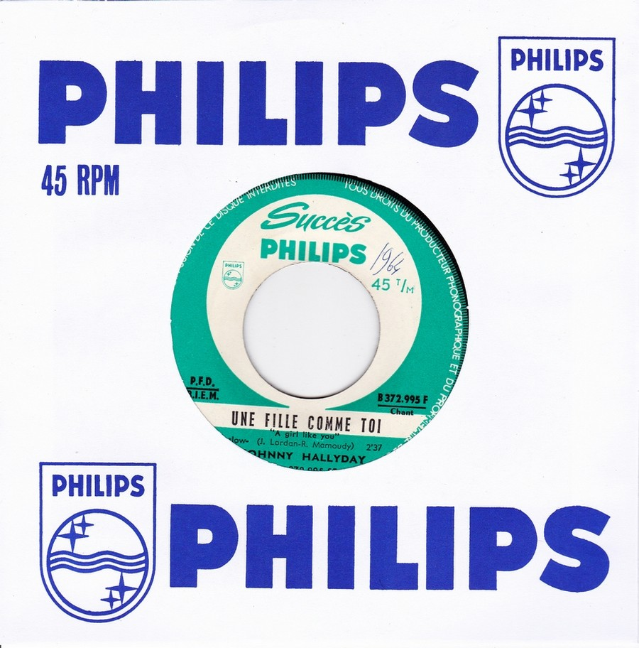 45 TOURS SP PHILIPS ( JUKEBOX )( 1961 - 1969 ) 1962_125