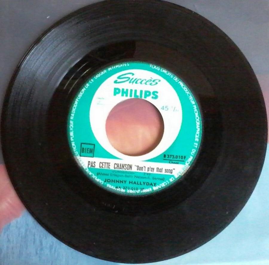 45 TOURS SP PHILIPS ( JUKEBOX )( 1961 - 1969 ) 1962_131