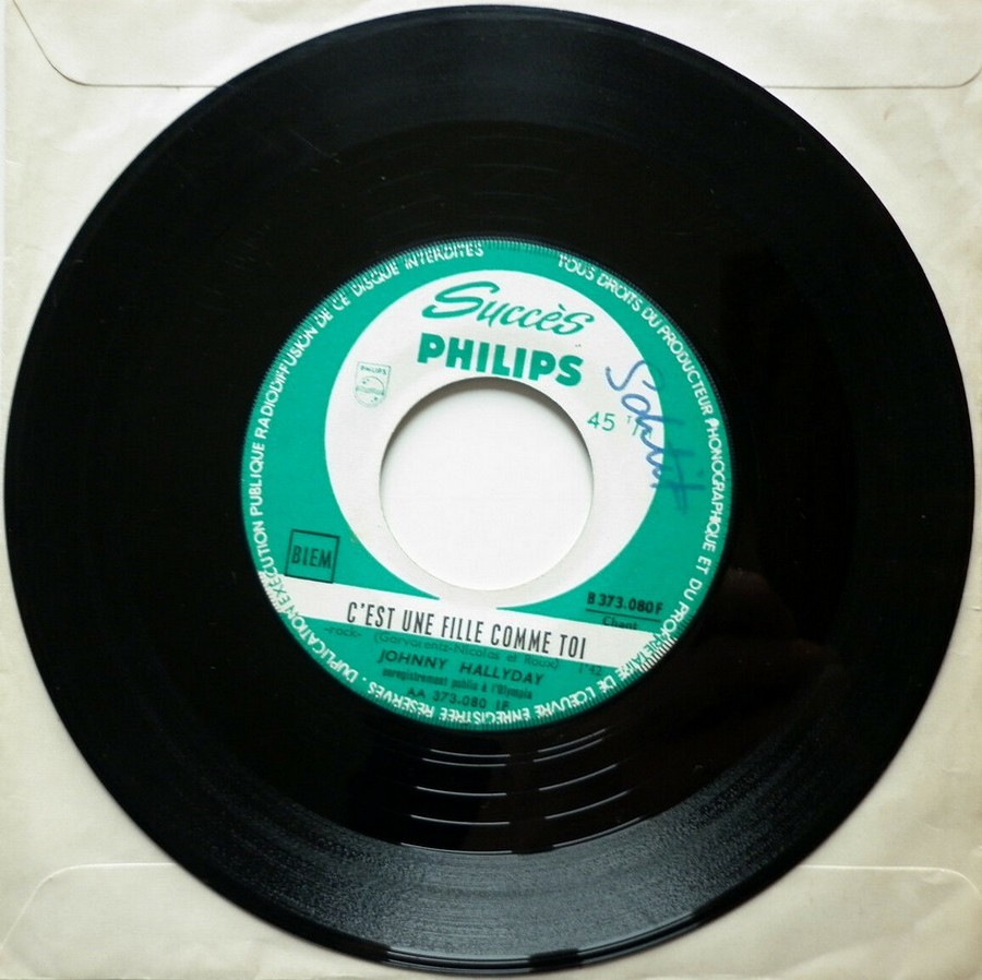 45 TOURS SP PHILIPS ( JUKEBOX )( 1961 - 1969 ) 1962_141