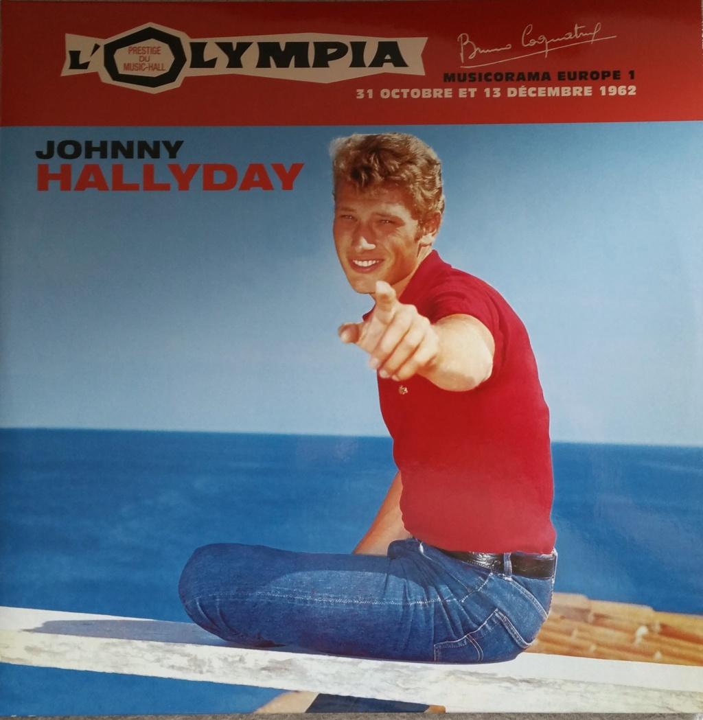 COFFRET OLYMPIA VINYLES ( 7 albums é disques ) 1962_m16