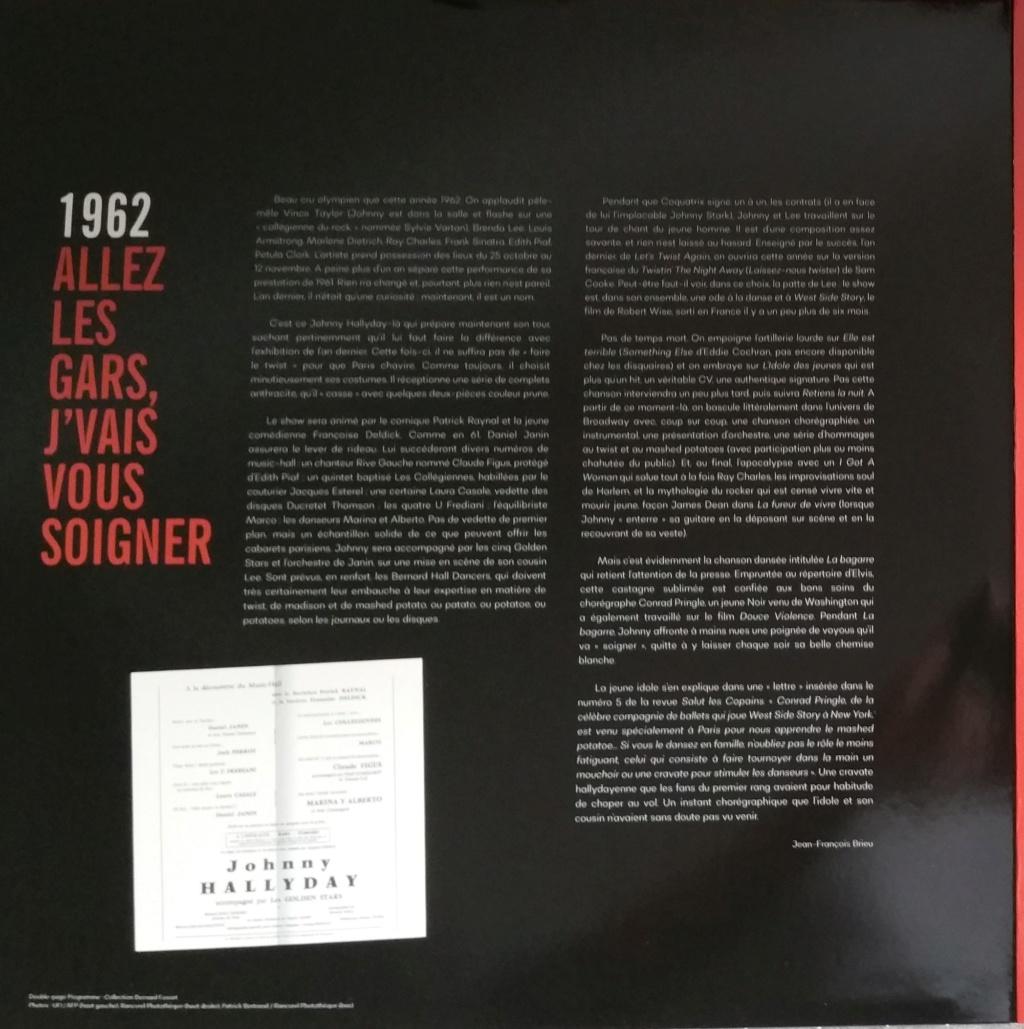 COFFRET OLYMPIA VINYLES ( 7 albums é disques ) 1962_m18