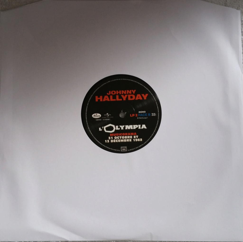 COFFRET OLYMPIA VINYLES ( 7 albums é disques ) 1962_m23