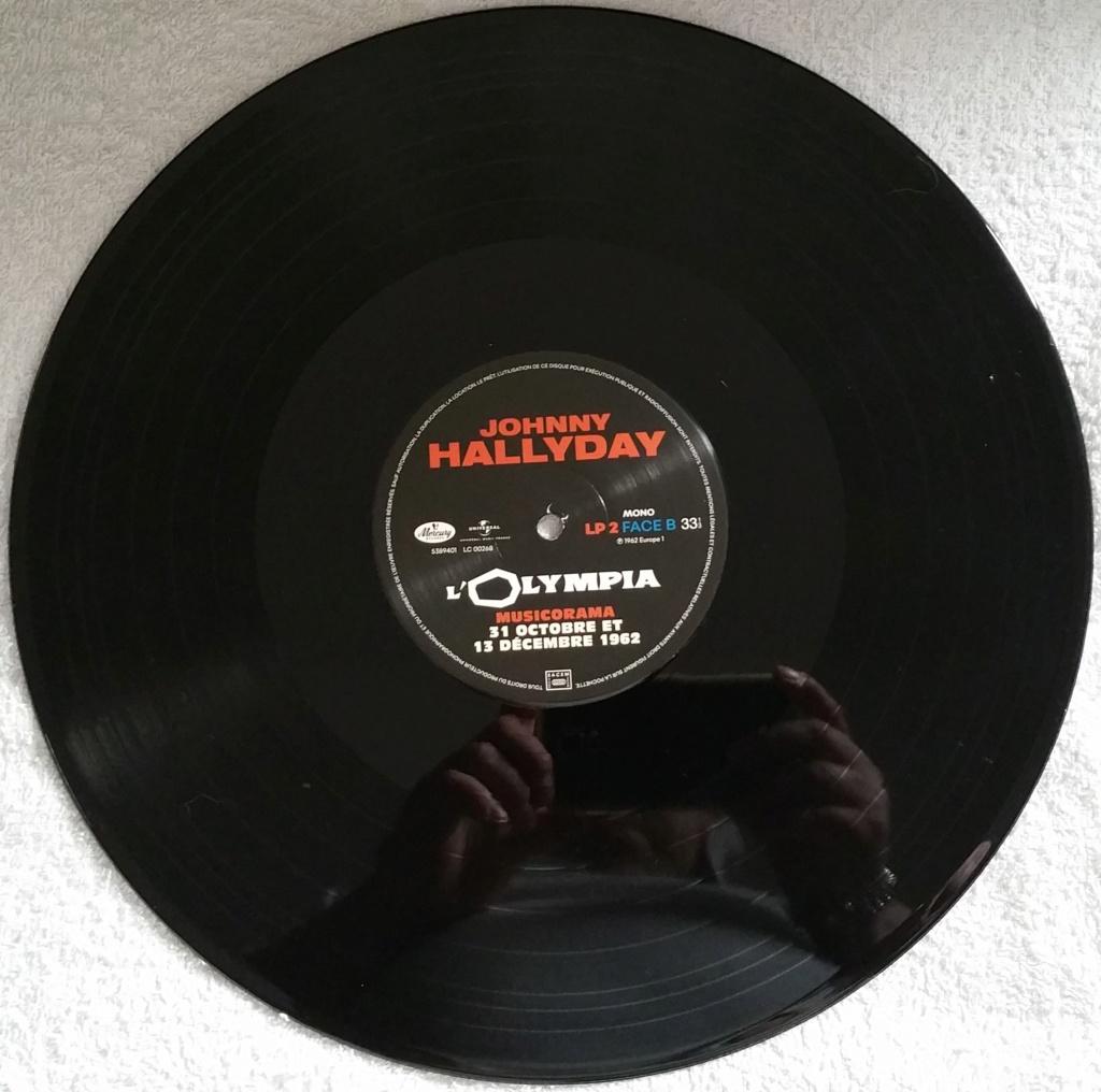 COFFRET OLYMPIA VINYLES ( 7 albums é disques ) 1962_m24