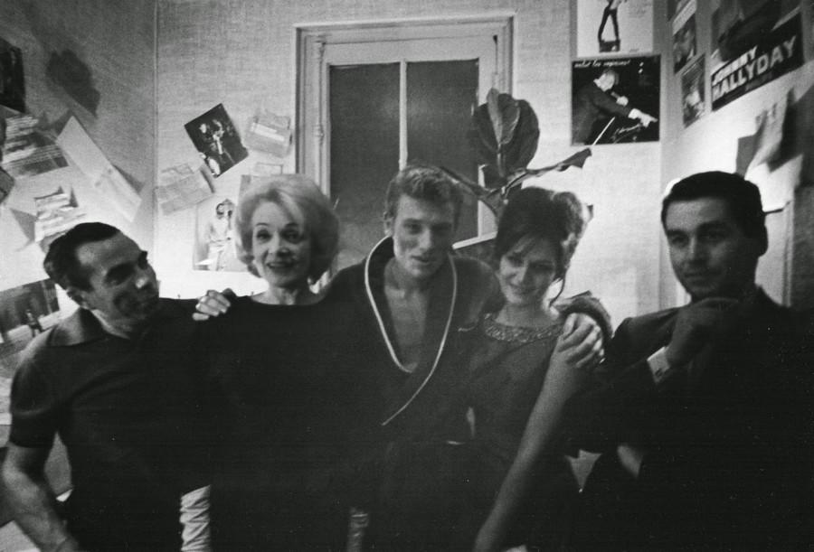 LES CONCERTS DE JOHNNY 'OLYMPIA DE PARIS 1962' 1962_m27