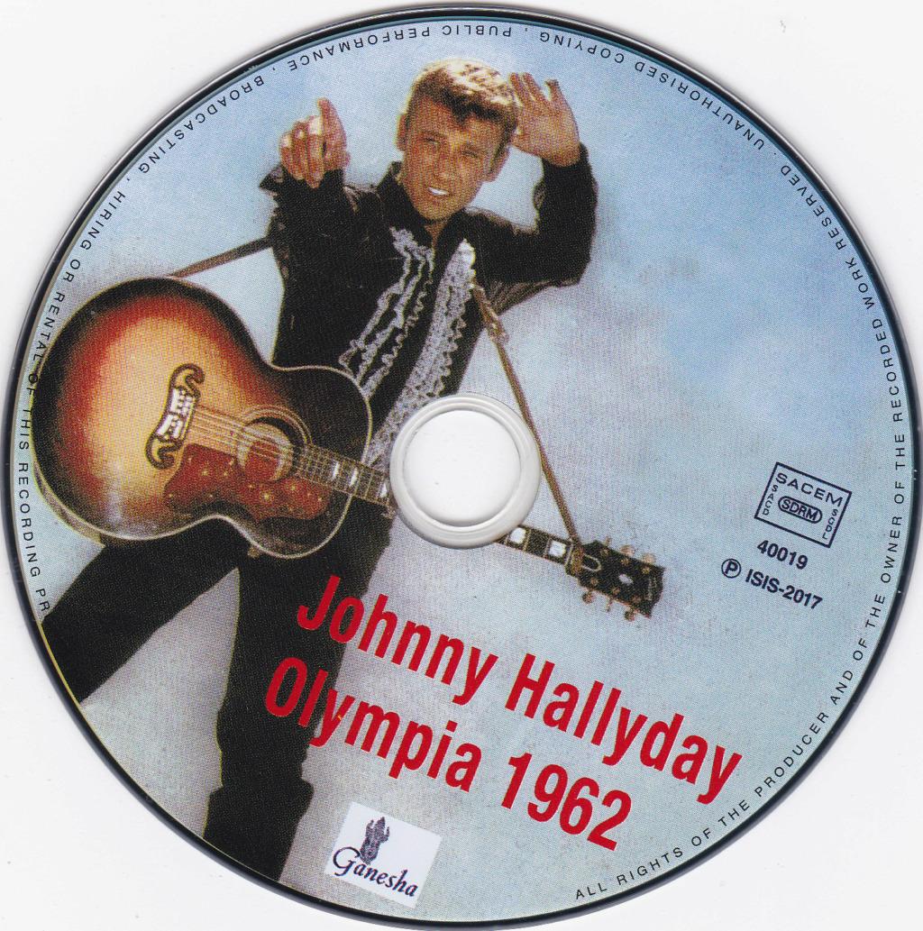 JAQUETTE DVD CONCERTS ( Jaquette + Sticker ) 1962_o12