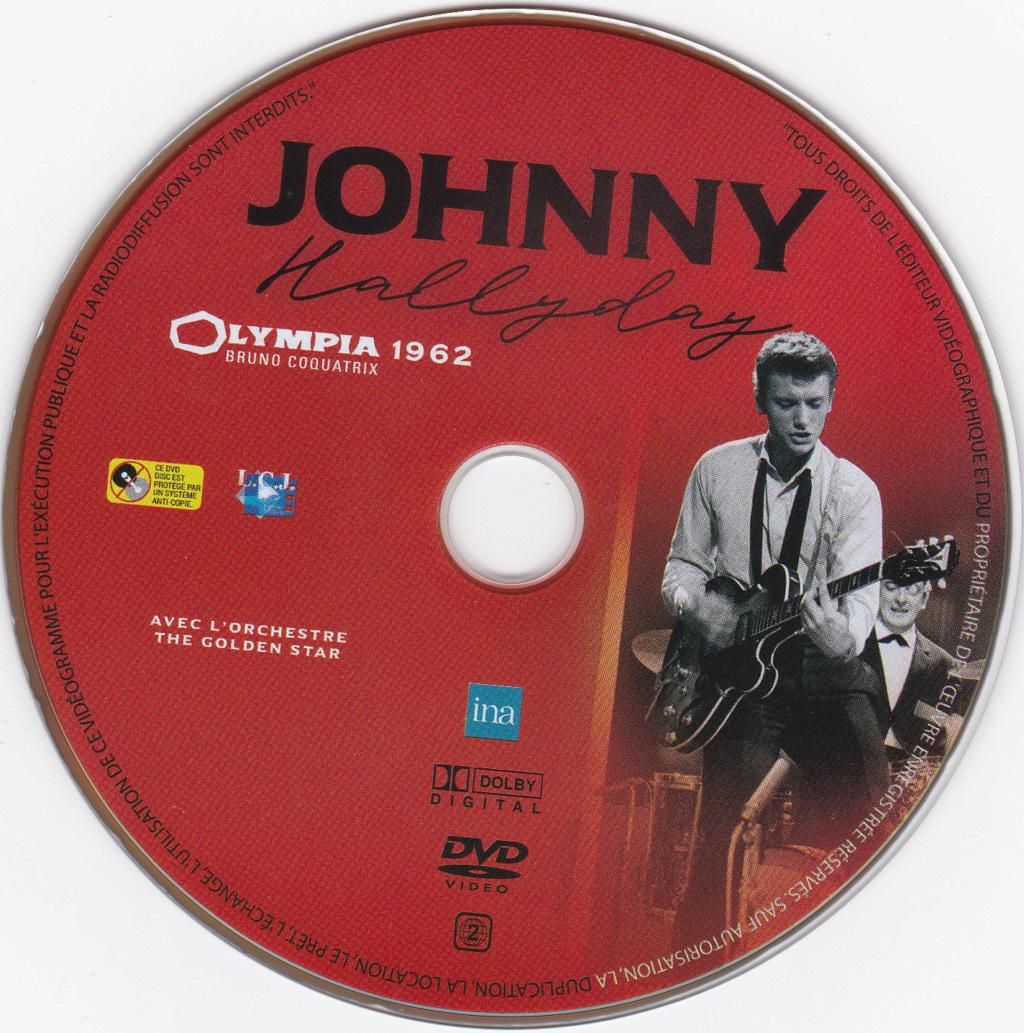 JAQUETTE DVD CONCERTS ( Jaquette + Sticker ) 1962_o14