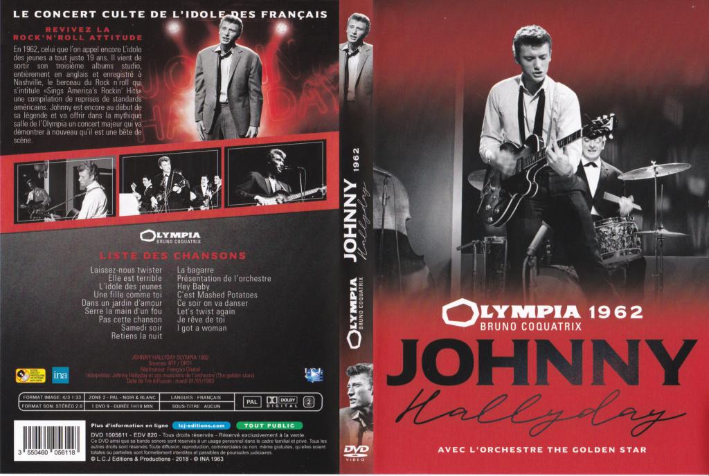 JAQUETTE DVD CONCERTS ( Jaquette + Sticker ) 1962_o15