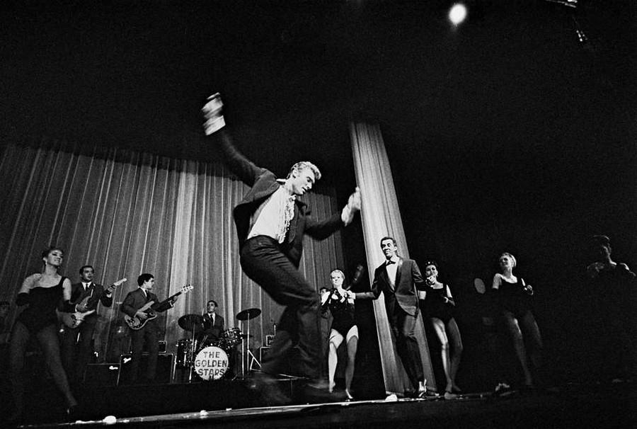 LES CONCERTS DE JOHNNY 'OLYMPIA DE PARIS 1962' 1962_o23