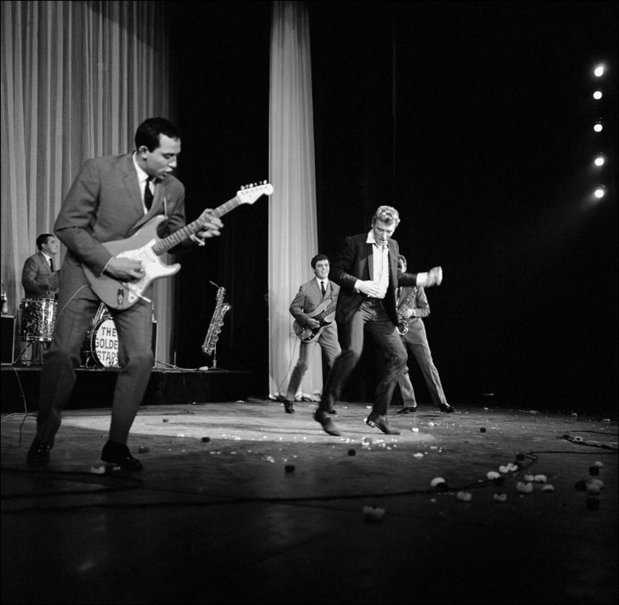 LES CONCERTS DE JOHNNY 'OLYMPIA DE PARIS 1962' 1962_o24