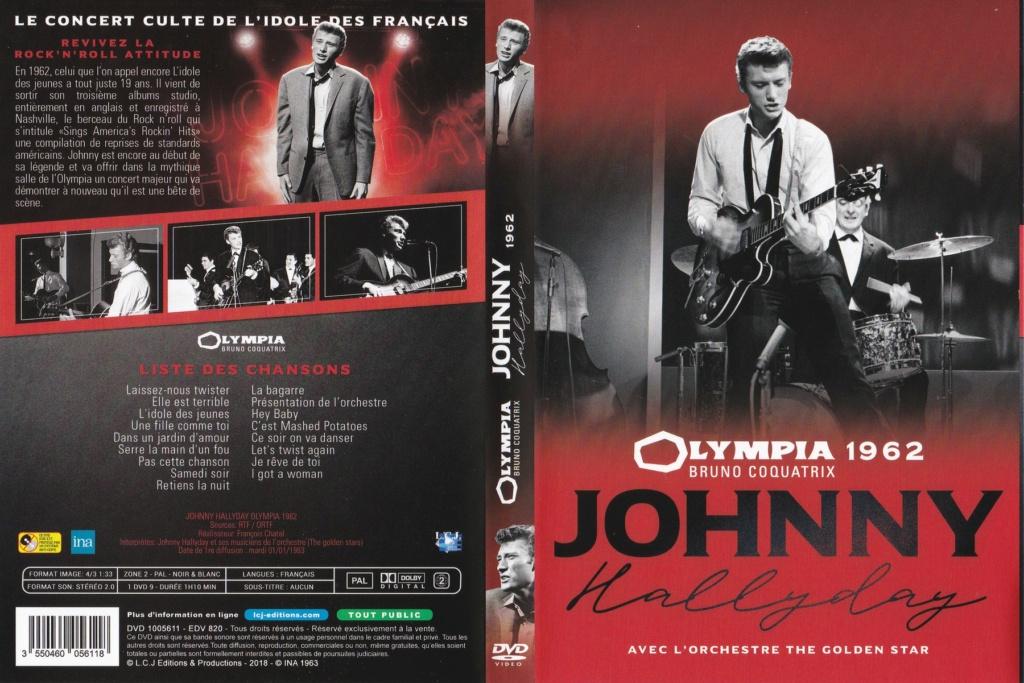 LES CONCERTS DE JOHNNY 'OLYMPIA DE PARIS 1962' 1962_o28