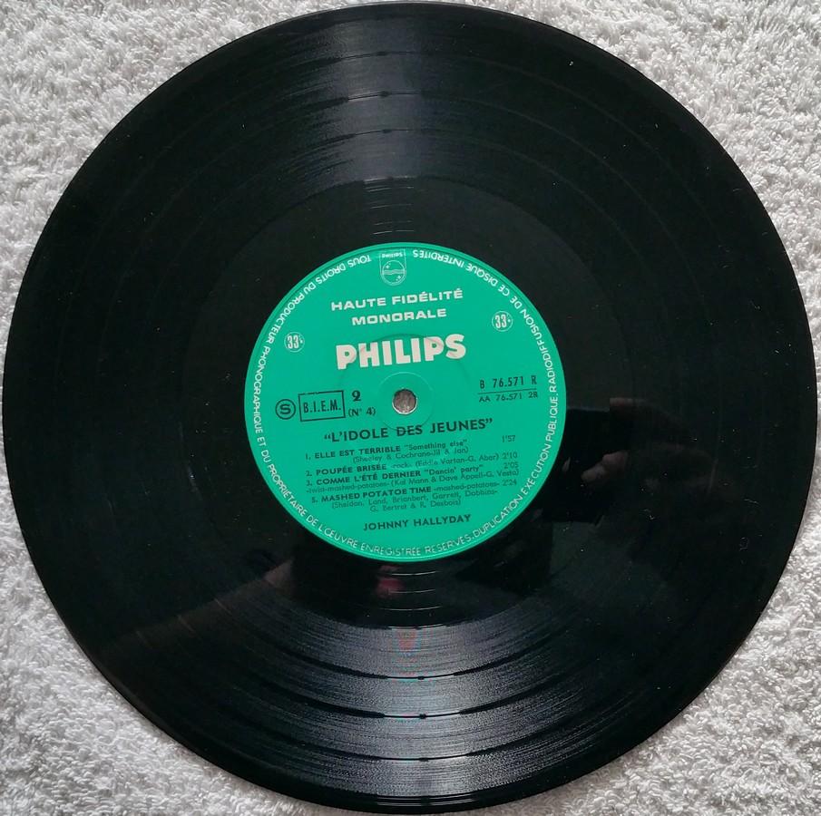 Les 25cm ( Originaux )( Vogue, Philips ) 1963_017